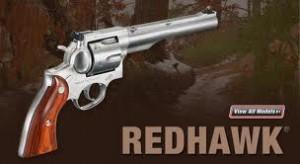 Ruger Redhawk Hunter